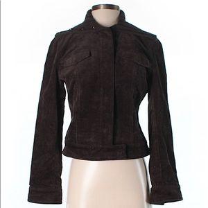 🍁 Deep brown corduroy jacket
